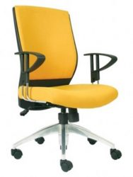Kursi Staff Kantor Chairman MC 2201 (Oscar/Fabric)