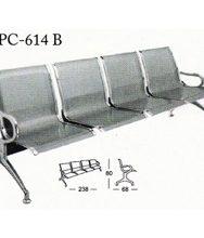 Kursi tunggu kantor Subaru APC 614 B