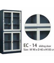 Lemari Arsip Kantor Emporium Ec- 14 ( SLIDING DOOR )