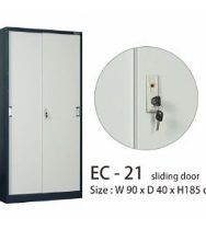 Lemari Arsip Kantor Emporium EC-21 ( SLIDING DOOR )