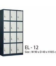 Lemari Arsip Kantor Emporium EC-12