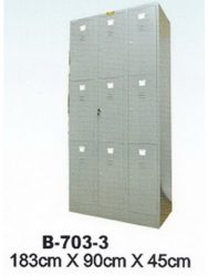 Locker Arsip Brother B-703-3