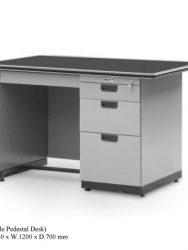 Meja Kantor Alba SP-401 ( SINGLE PENDESTAL DESK)