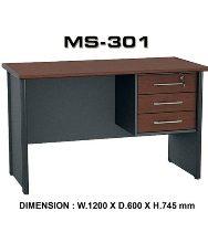 Meja Kantor VIP MS 301 (120cm)