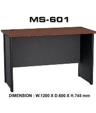 Meja Kantor VIP MS 601 (120cm)