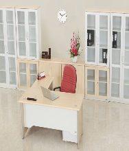 Meja Kerja Kantor UNO - Modern Series (3)