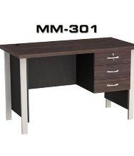 Meja Kantor VIP MM 301 (120cm)