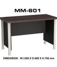 Meja Kantor VIP MM 601 (120cm)