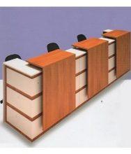 Partisi Kantor 3 staff Uno URS 1932 LMR