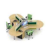 Partisi Kantor Uno Premium 1