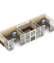 Partisi Kantor Uno Premium 11