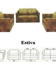 Sofa Kantor Subaru Estiva 2